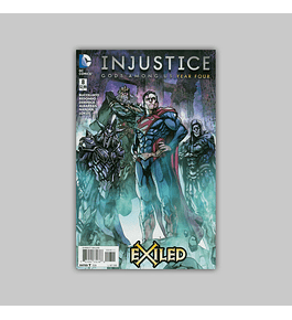 Injustice: Gods Among Us Year Four 8 2015