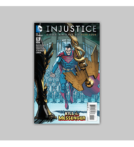 Injustice: Gods Among Us Year Four 5 2015