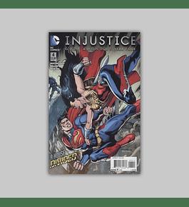 Injustice: Gods Among Us Year Four 4 2015