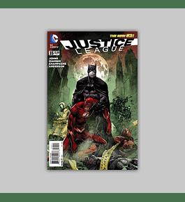 Justice League 35 2014