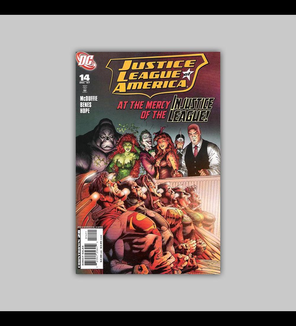 Justice League of America 14 2007
