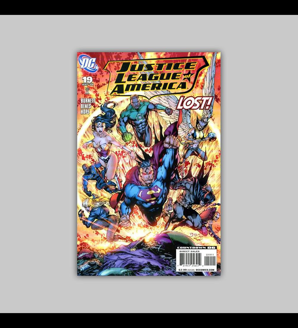 Justice League of America 19 2008