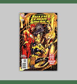 Justice League of America 20 2008