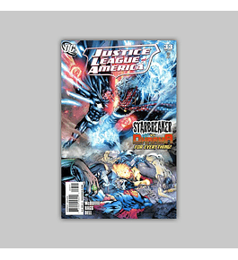 Justice League of America 33 2009