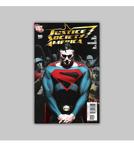 Justice Society of America (Vol. 2) 10 2007