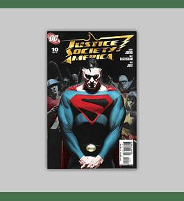 Justice Society of America (Vol. 2) 10 2007