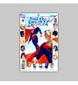 Justice Society of America (Vol. 2) 13 2008