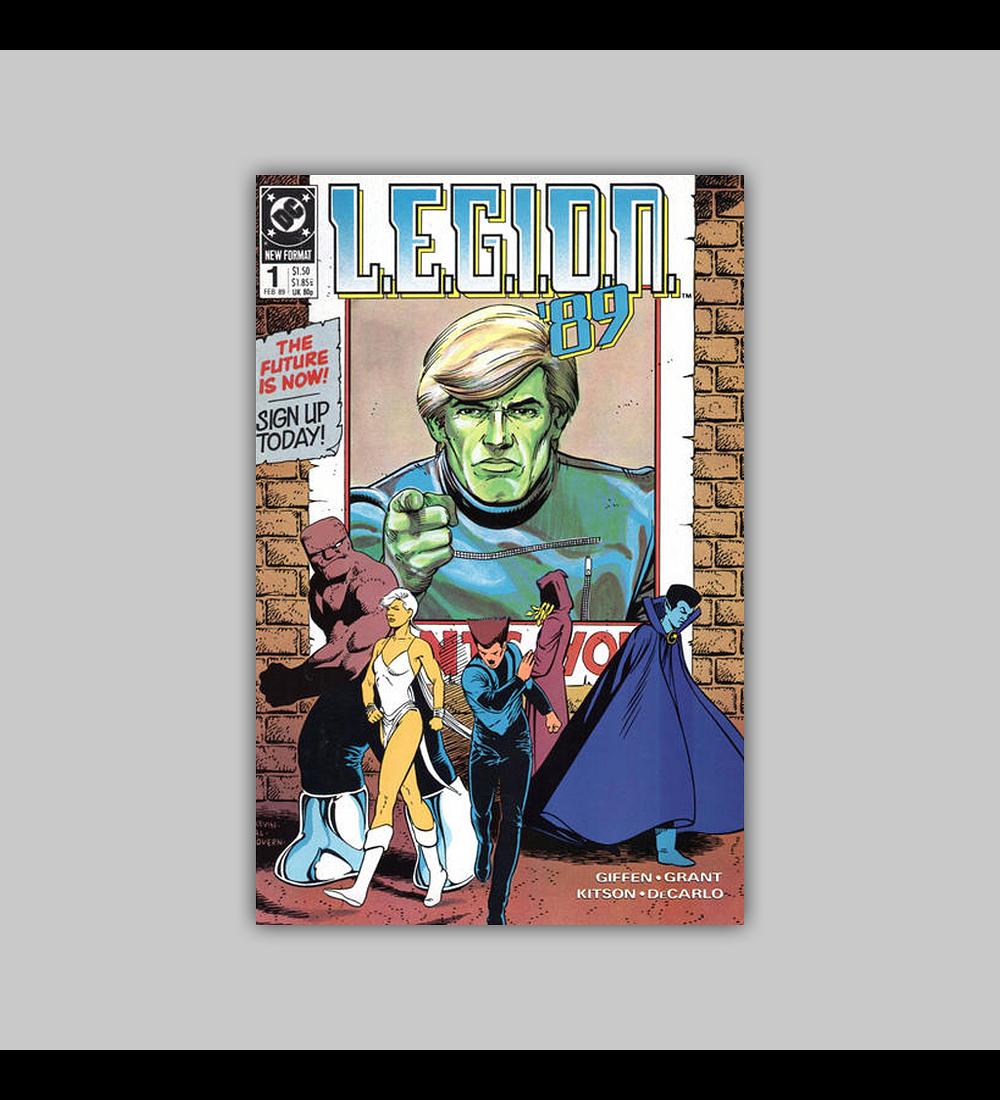 LEGION '89 1 1989