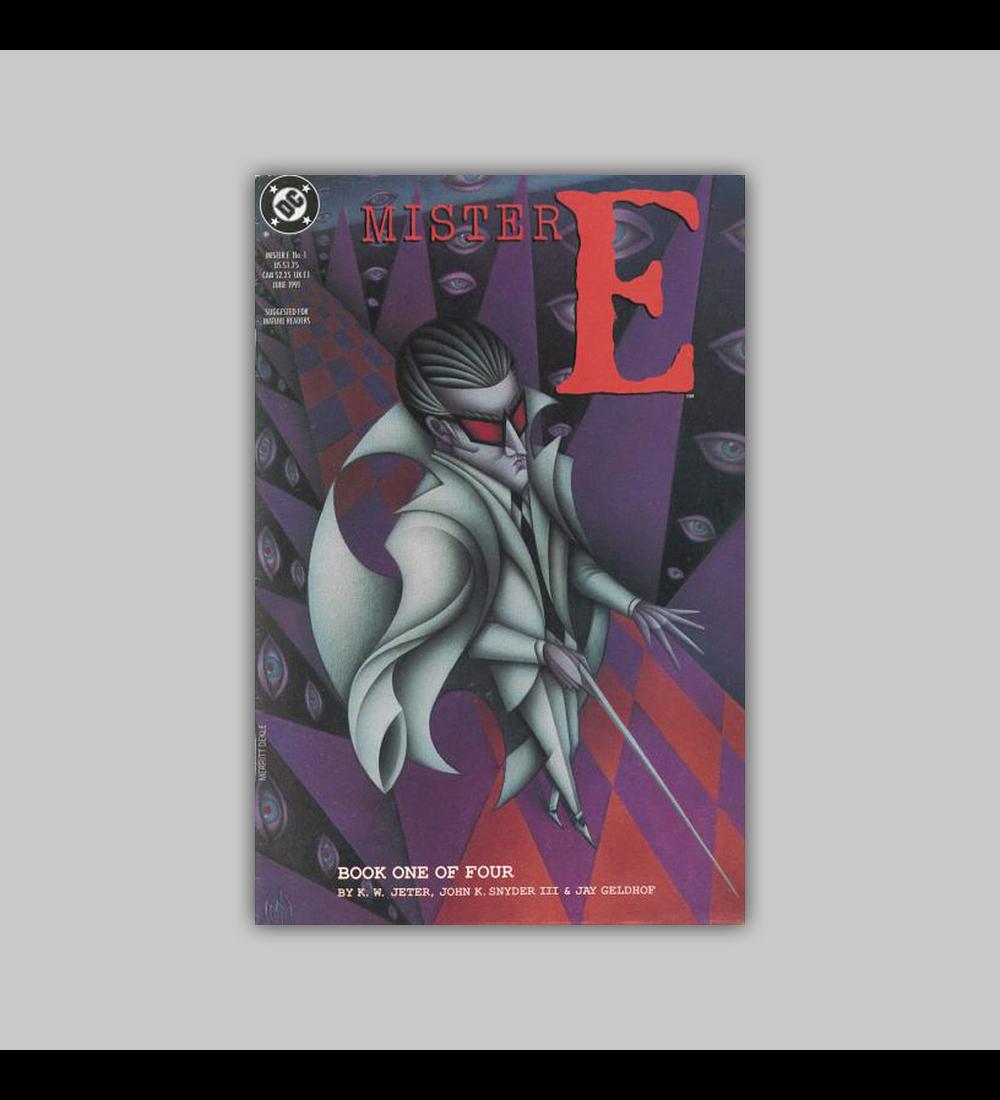 Mister E 1 1991
