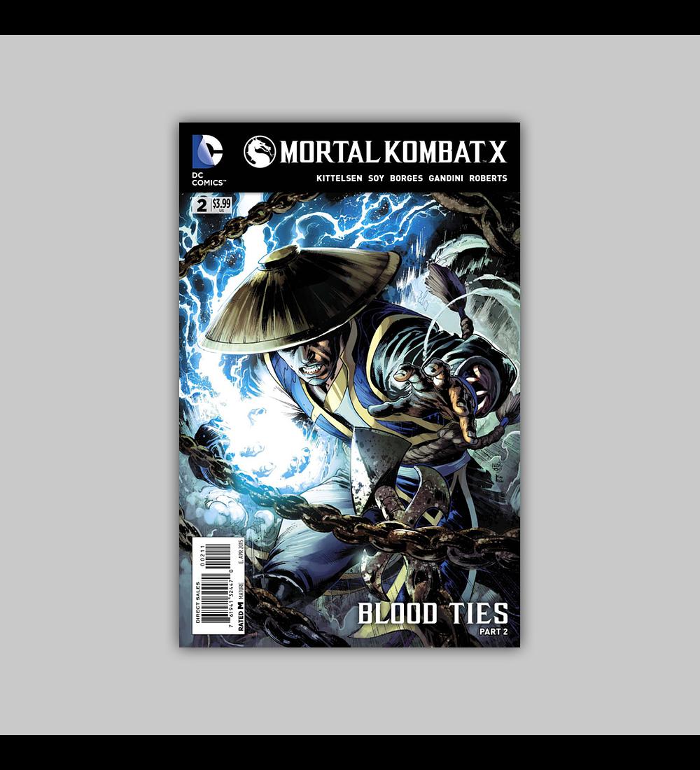 Mortal Kombat X 2 2015