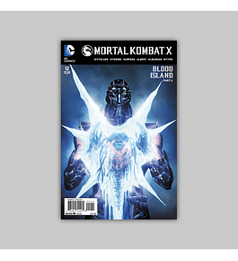 Mortal Kombat X 12 2016