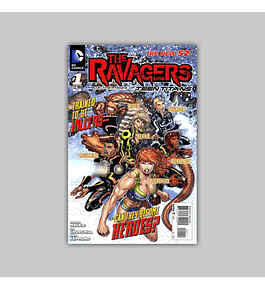 Ravagers (complete limited series) 2012