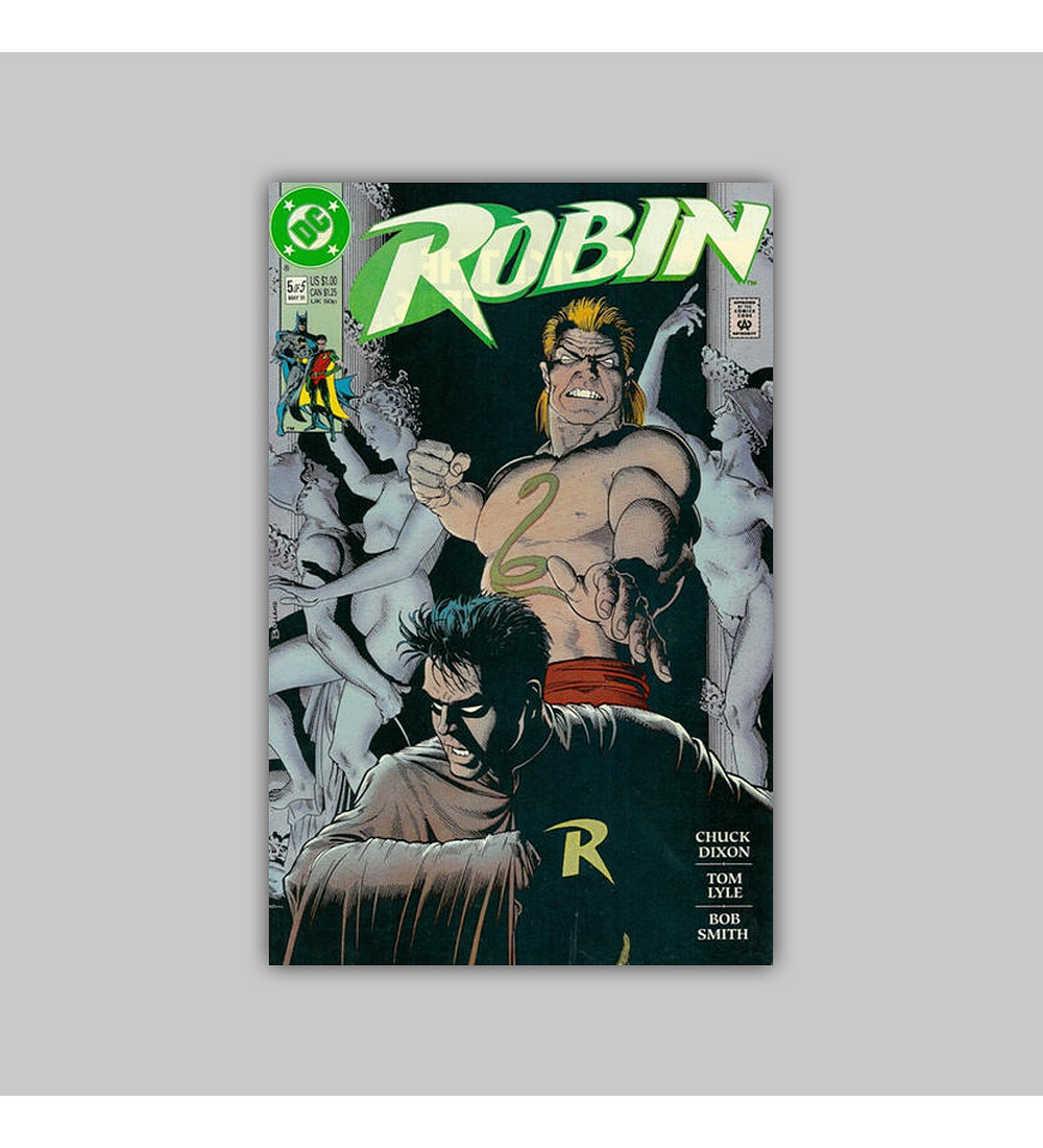 Robin (complete limited series) 1991