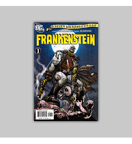 Seven Soldiers: Frankenstein (complete limited series) 2006