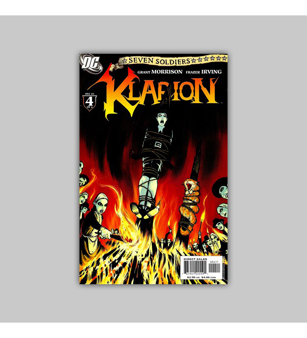 Seven Soldiers: Klarion the Witch Boy (complete limited series) 2005