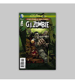 Star Spangled War Stories Featuring GI Zombie: Future's End 1 2014