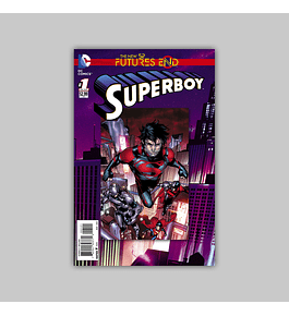 Superboy: Future's End 1 2014