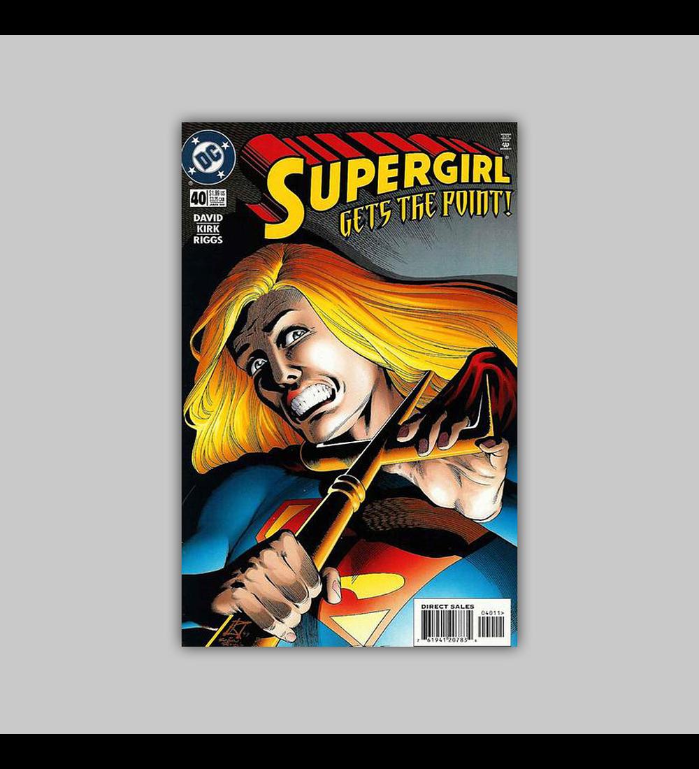 Supergirl 40 2000