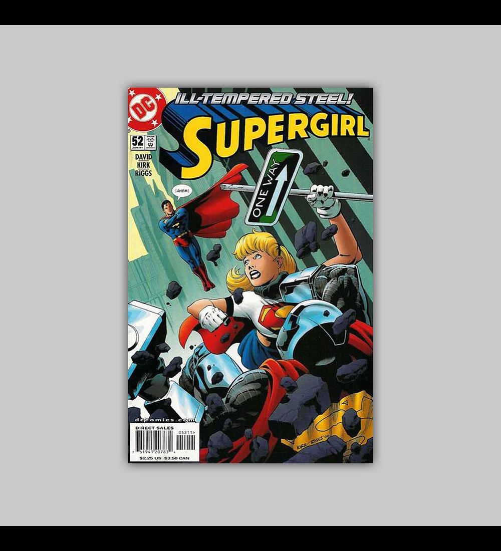 Supergirl 52 2001