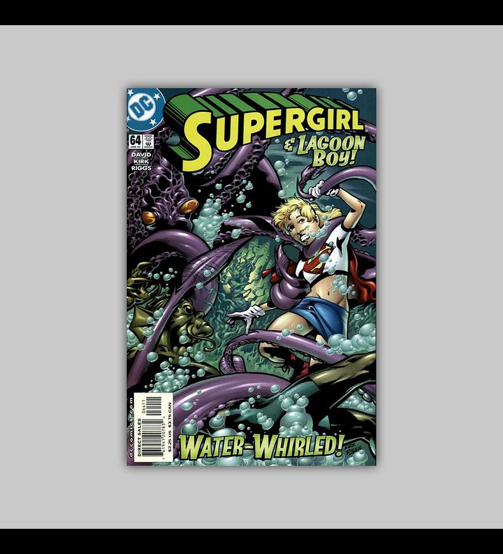 Supergirl 64 2002