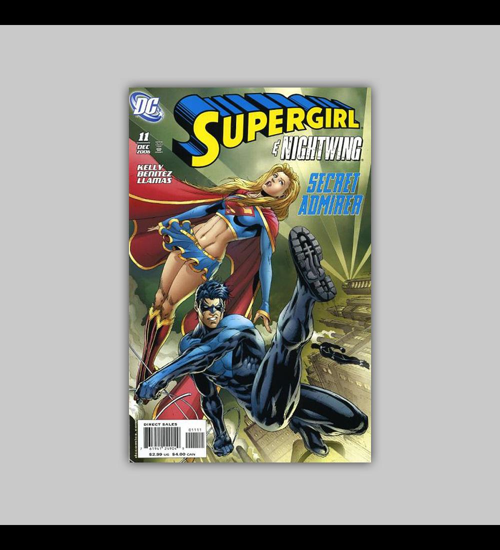 Supergirl (Vol. 2) 11 2006