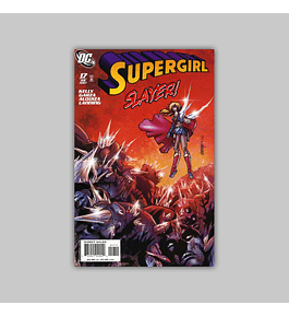 Supergirl (Vol. 2) 17 2007