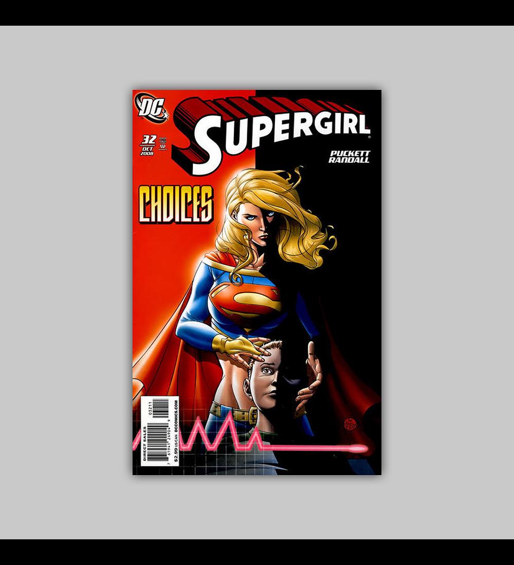 Supergirl (Vol. 2) 32 2008