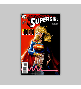 Supergirl (Vol. 2) 32 2008