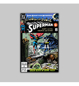 Superman (Vol. 2) 44 1990