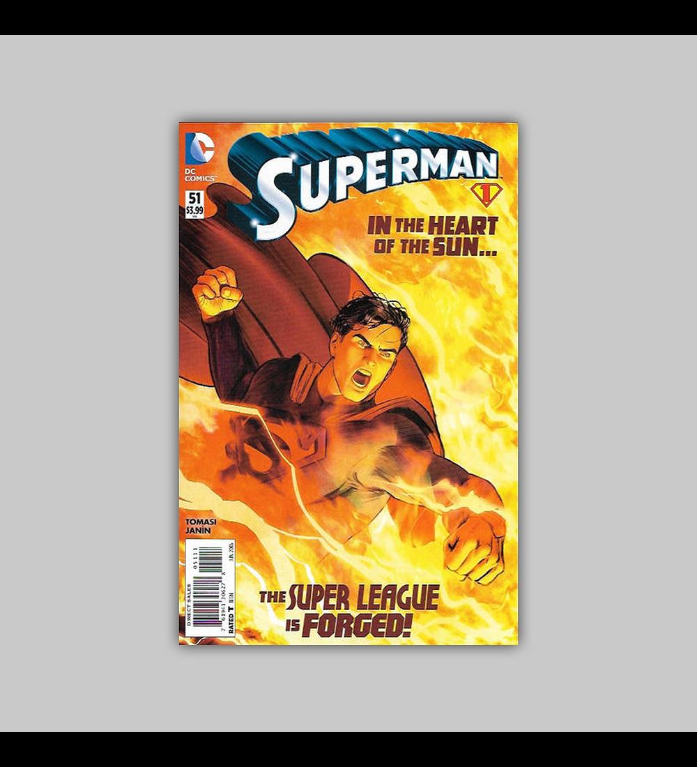 Superman (Vol. 3) 51 2016