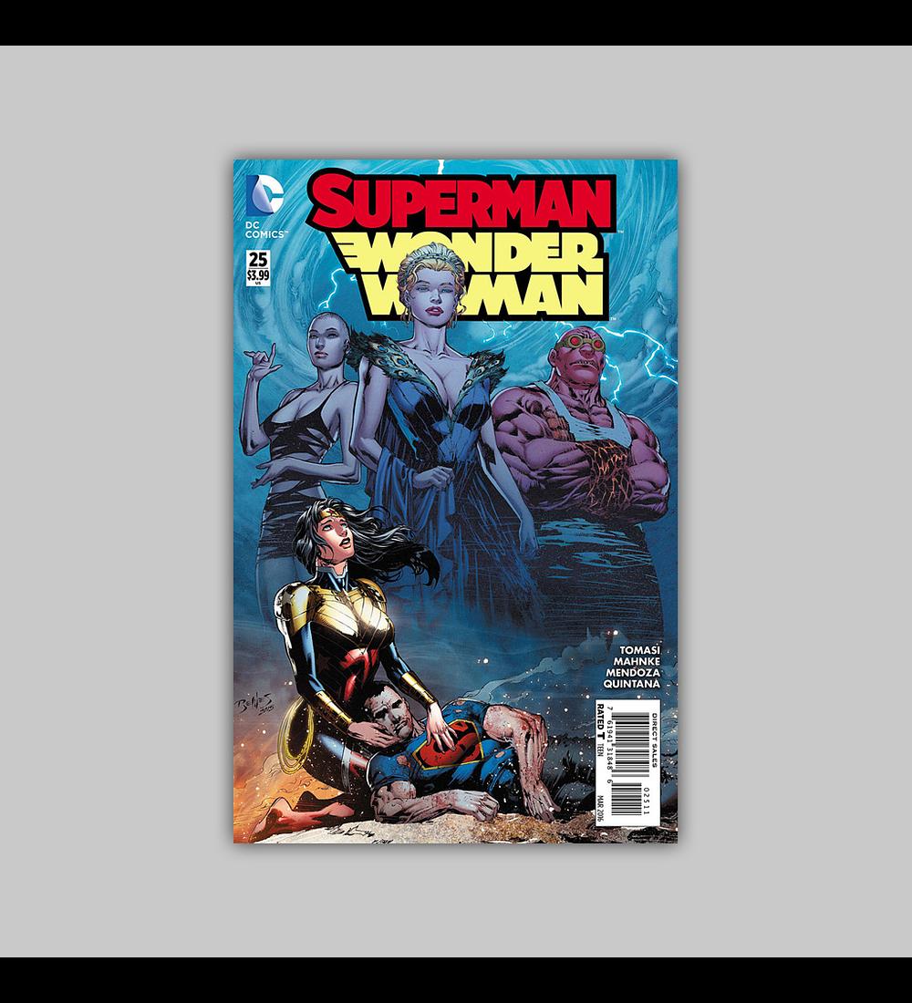 Superman/Wonder Woman 25 2016
