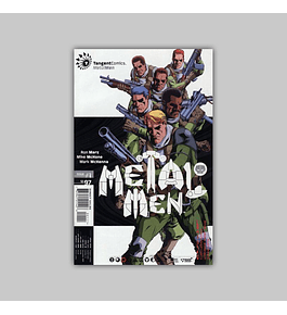 Tangent Comics: Metal Men 1 1997