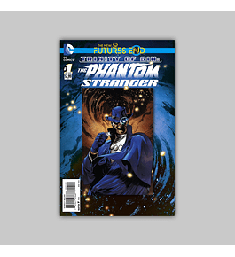 Trinity of Sin: Phantom Stranger - Future's End 1 2014