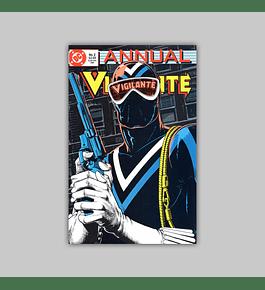 Vigilante Annual 2 1986