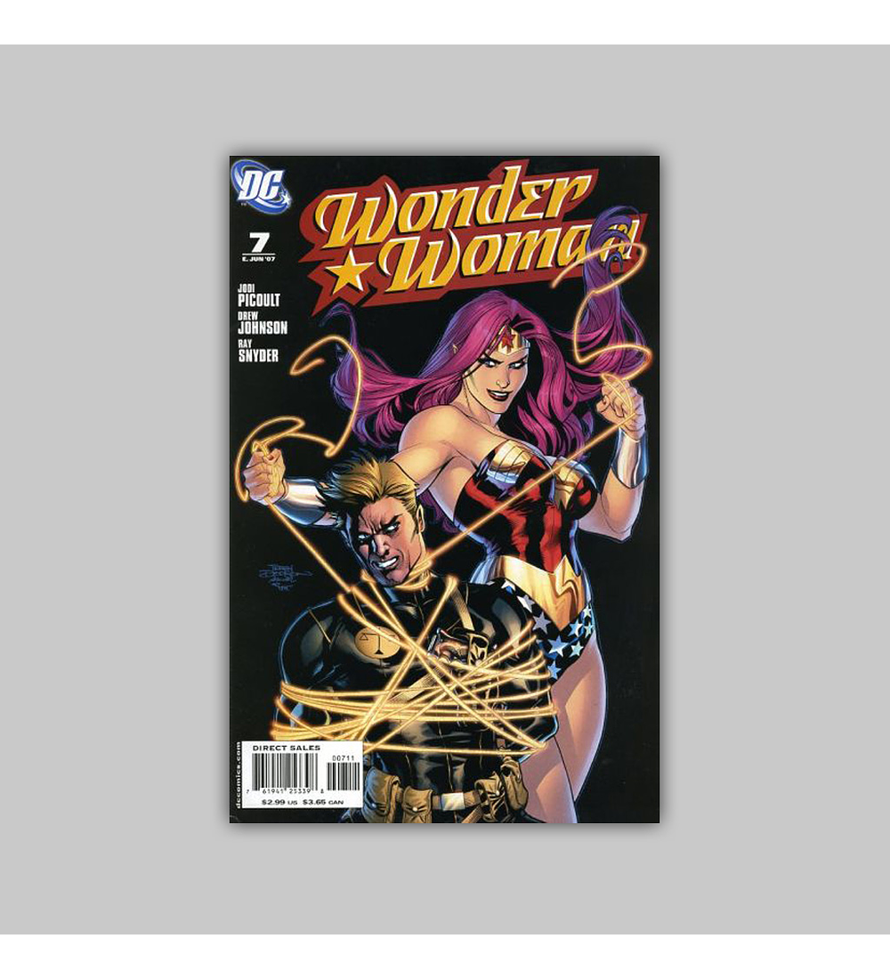 Wonder Woman (Vol. 3) 7 2007