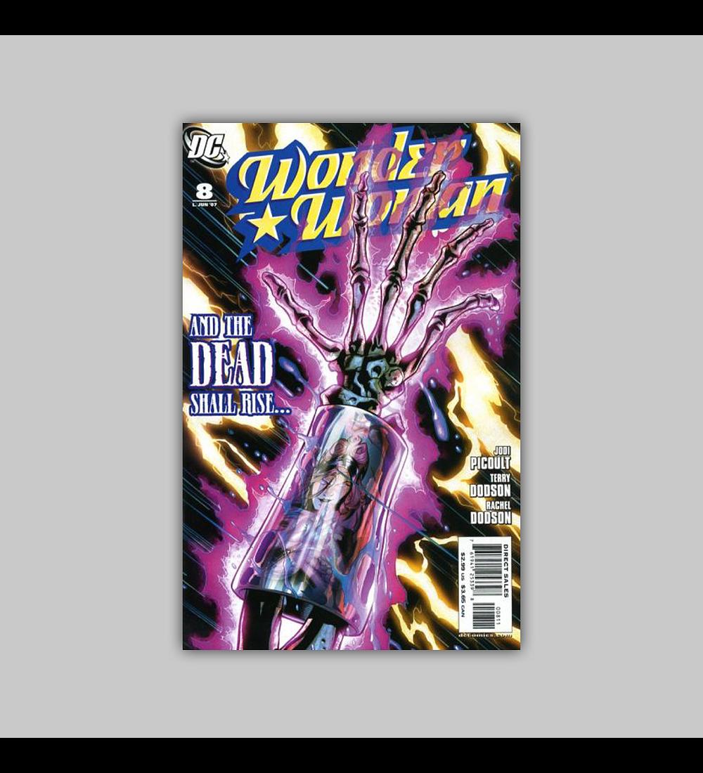 Wonder Woman (Vol. 3) 8 2007