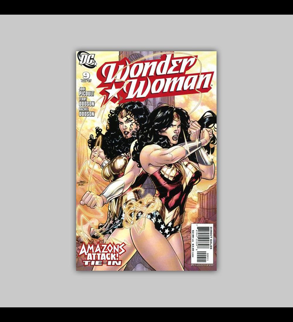Wonder Woman (Vol. 3) 9 2007