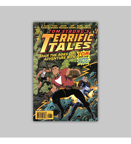 Tom Strong's Terrific Tales 8 2003