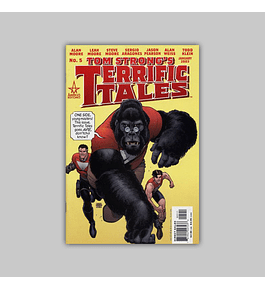 Tom Strong's Terrific Tales 5 2003