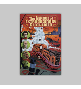 League of Extraordinary Gentlemen Vol. 02 6 2003