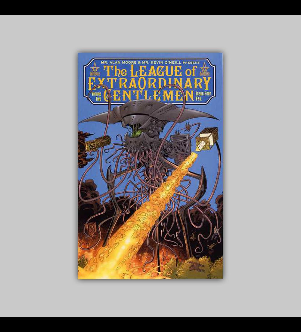 League of Extraordinary Gentlemen Vol. 02 4 2003