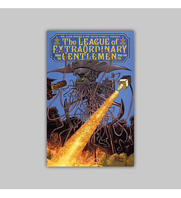 League of Extraordinary Gentlemen Vol. 02 4 2003