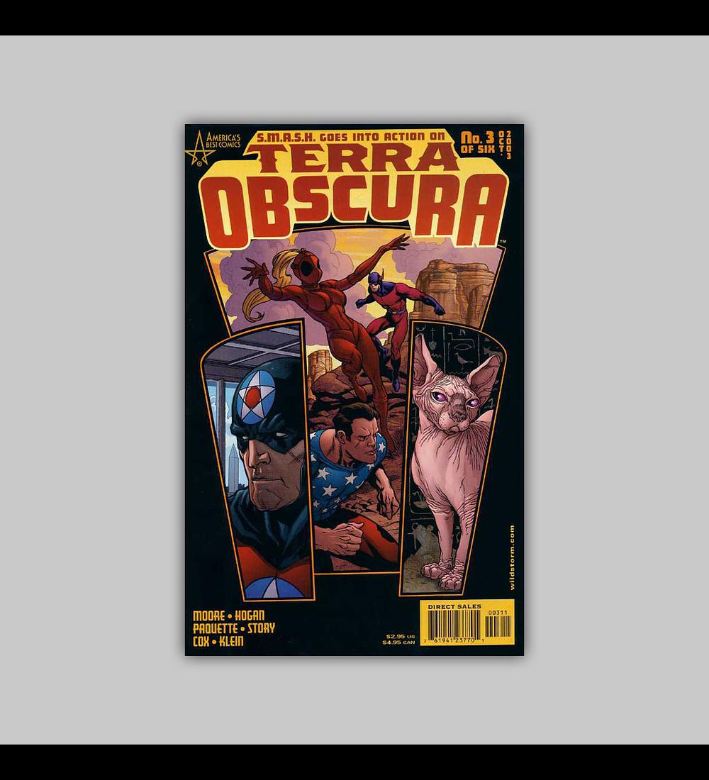 Terra Obscura 3 2003