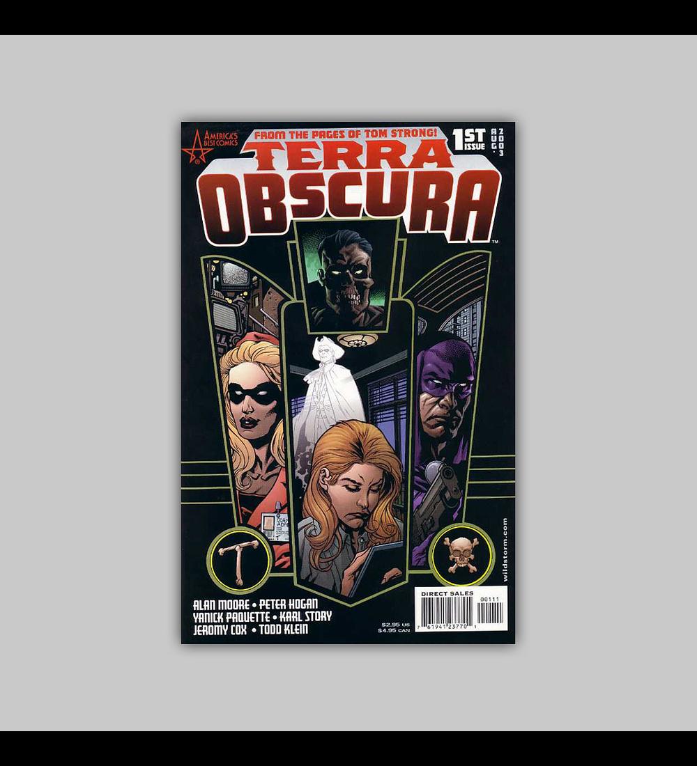 Terra Obscura 1 2003