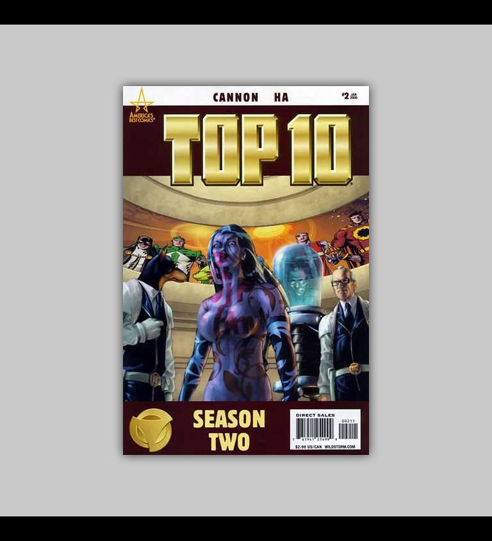 Top 10 Season Two 2 2009