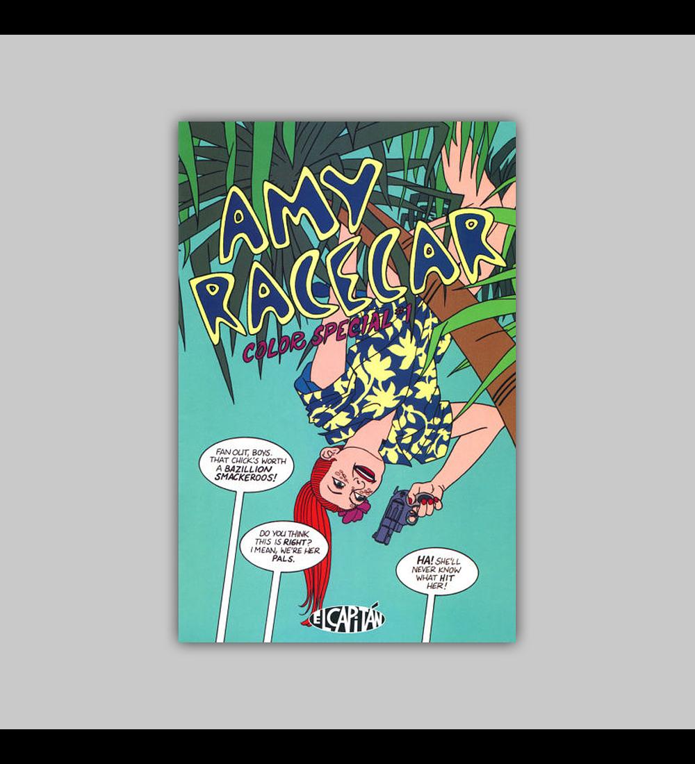 Amy Racecar Color Special 1 1997