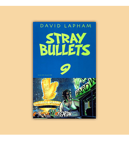 Stray Bullets 9 1996
