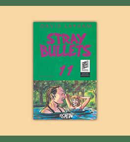 Stray Bullets 11 1996