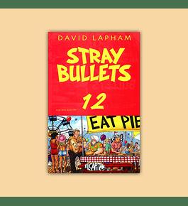 Stray Bullets 12 1997