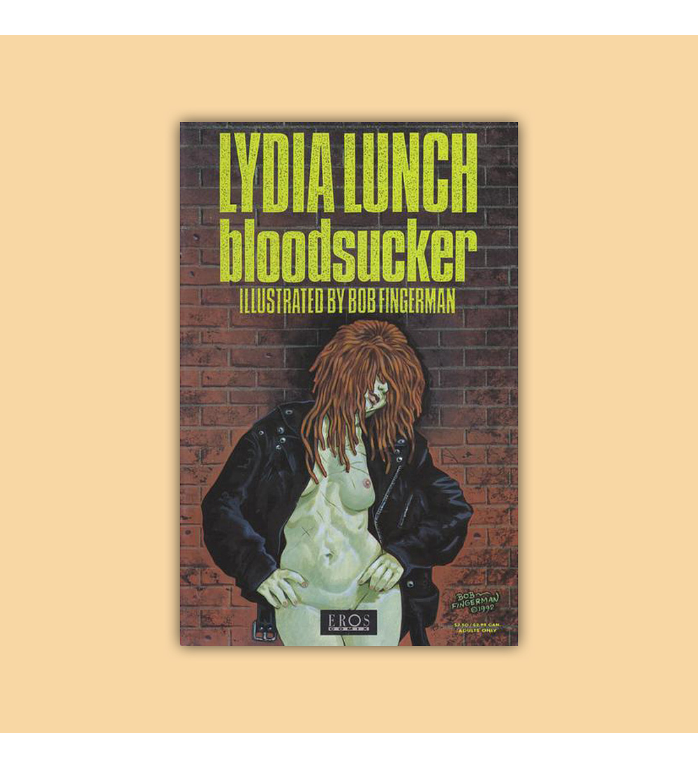 Lydia Lunch Bloodsucker 1992